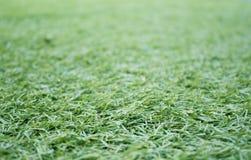 Künstlicher synthetischer Grashintergrund, Lizenzfreies Stockfoto