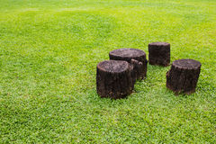 Künstliches Bauholz Stockbild