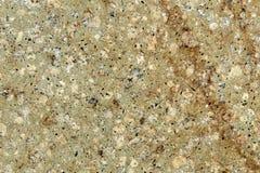 Künstliches Felsenoberflächendetail gemacht durch unregelmäßige Körner Lizenzfreie Stockfotografie