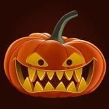 Kürbis für Halloween Stockbilder