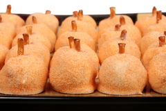 Kürbis-Feiertags-Süßigkeiten lizenzfreie stockbilder