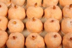 Kürbis-Feiertags-Süßigkeiten Stockfoto