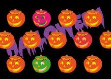 Kürbis Halloween Stockbild