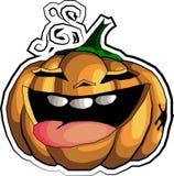 Kürbis Halloween Stockfoto