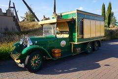Kürbisbauernhof in den Niederlanden Stockfotos