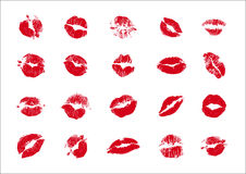 Küsse Lizenzfreies Stockfoto
