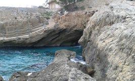 Küste Stockfoto