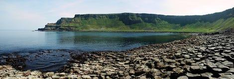 Küste der Dammes des Riesen Stockfotos