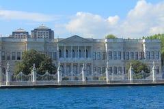 Küste des Bosphorus Lizenzfreies Stockfoto