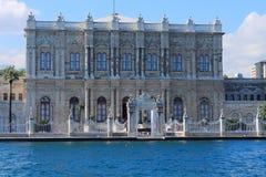 Küste des Bosphorus Stockbild