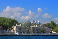 Küste des Bosphorus Stockbilder