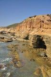 Küste des Point Loma Lizenzfreie Stockbilder
