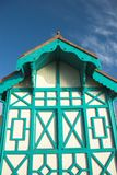 Küste-Hütte Stockfotografie
