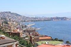 Küste in Italien Lizenzfreies Stockbild