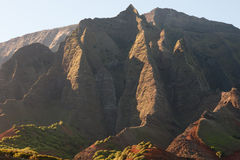 Küste Na-Pali, Kauai Lizenzfreie Stockfotos