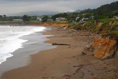 Küste-Rücksortierungen lizenzfreies stockfoto