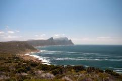 Küste in Südafrika Stockbild