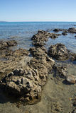 Küste, Sardinien, Italien Stockfotografie