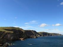 Küste (Schottland, Großbritannien) Lizenzfreie Stockfotos