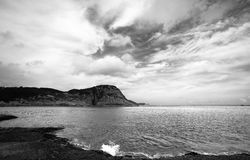 Küste und Meer Stockfoto