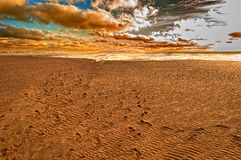 Küste und Strand Lizenzfreie Stockbilder
