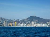Küste von Acapulco Lizenzfreies Stockbild