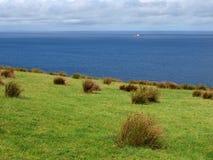 Küste von Irland Stockbild