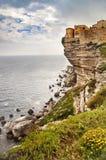 Küste von Korsika Stockbilder