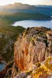 Küste von Korsika Lizenzfreie Stockfotografie