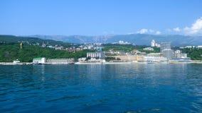 Küste von Krim Lizenzfreies Stockfoto
