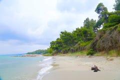 Küste von Meer Lizenzfreie Stockbilder