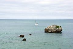 Küste von Noja Lizenzfreie Stockfotos