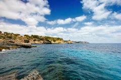 Küste von Palma Lizenzfreies Stockbild