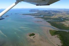 Küste von Queensland, Australien Stockfoto