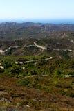 Küste von Rhodos Lizenzfreies Stockbild