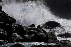 Küste von San Miguel, die Azoren Stockfoto