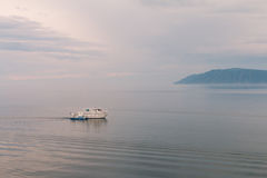 Küste von See Baikal lizenzfreies stockfoto