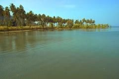Küste von Thailand Stockfoto
