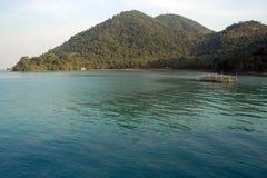 Küste von Thailand Lizenzfreie Stockfotografie
