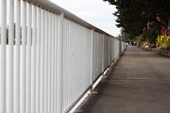 Küste-Zaun lizenzfreie stockbilder