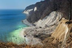Küsteinsel rügen Lizenzfreies Stockbild