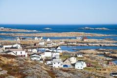 Küsten-Eigentum Stockbilder