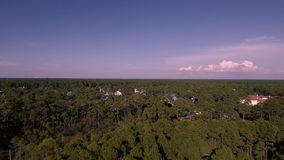 Küsten-Ozean USA, Florida stock video