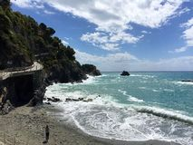 Küsten-Schönheit lizenzfreies stockfoto
