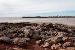 Küsten-Szene Stockfotografie