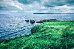 Küsten von Nordirland Stockfotos