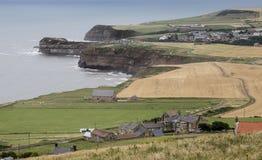 Küstenansicht nördlich Staites Stockfoto
