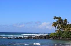 Küstenansichten Lizenzfreies Stockfoto