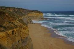 Küstenausdehnung Lizenzfreies Stockfoto