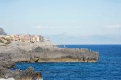 Küstenbereich Lizenzfreies Stockfoto